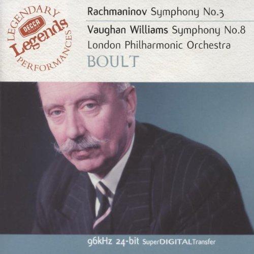 Sym 3 in a Minor / Sym 8: Decca Legends by Decca