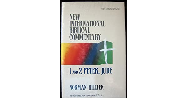 1 and 2 peter jude underst anding the bible commentary series hillyer norman