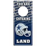Brax NFL Dallas Cowboys 3D Door Hanger
