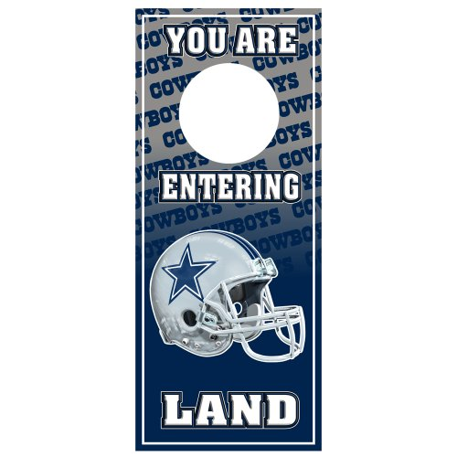 Brax NFL Dallas Cowboys 3D Door Hanger by Brax