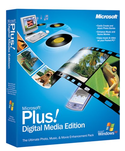 Microsoft Plus Digital Media