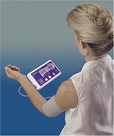 Amazon.com: Lumiscope Auto Inflate Blood Pressure Monitor 1085MC: Health & Personal Care