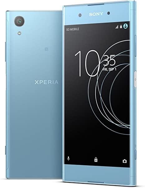 Sony Xperia XA1 Plus 4G 32GB Azul: Sony: Amazon.es: Electrónica