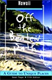 img - for Hawaii Off the Beaten Path, 5th: A Guide to Unique Places (Off the Beaten Path Series) book / textbook / text book
