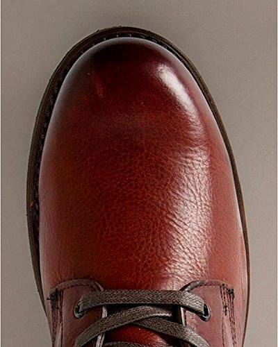 Mens Frye Engineer Tall Lace - Redwood