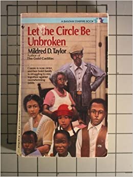 Let the circle be unbroken mildred d taylor 9780553234367 amazon let the circle be unbroken fandeluxe Images