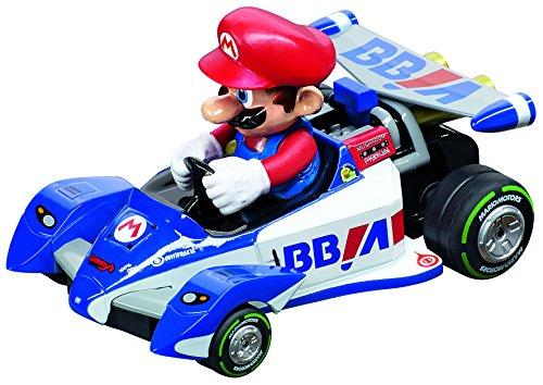 Carrera 64092 GO Kart Circuit Special-Mario Slot Car (1:43 Scale)