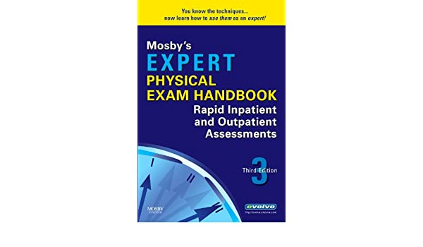 Mosbys Expert Physical Exam Handbook - E-Book: Rapid ...