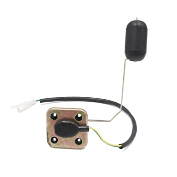 sourcingmap® Sensor de nivel de motos scooter del del tanque de combustible que envía la unidad Pieza Recambio para Moto Yamaha YBR125: Amazon.es: Coche y ...