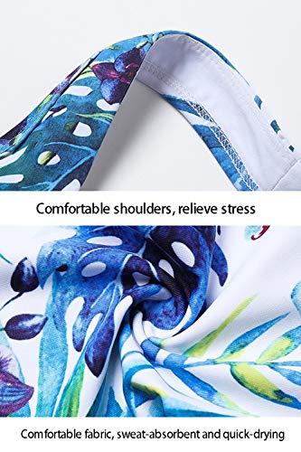 Donna E Da Stampa Per Collant Rapida Pezzi Due Asciugatura Flessibile Elastico 2 Lo Ad Reggiseno Abbigliamento In Adatto Fitness Yoga Sport Il Sportivo pzxEvw
