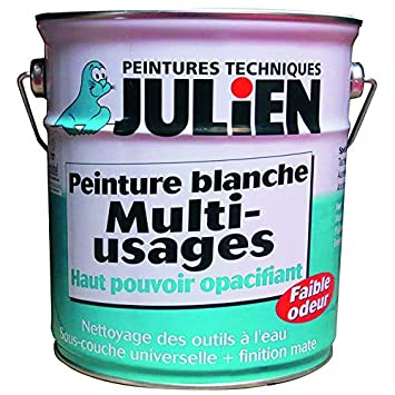 Julien 172002 Peinture multi-usages 2, 5 L ICI PAINTS DECO FRANCE JULIEN JU172002