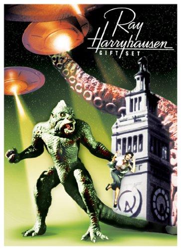 (Ray Harryhausen Gift Set (Three Disc Set) (w/ Book))