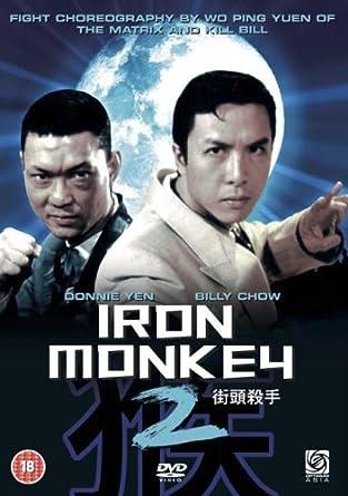 Iron Monkey 2 1996 Hindi Daul Audio 480p 300MB WEB-DL ESubs