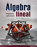 Algebra Lineal Fundamentos Y Aplicaciones
