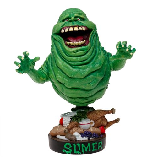 Ghostbusters Slimer Bobble Head