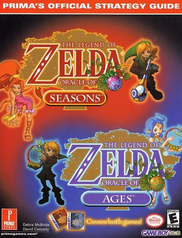 The Legend of Zelda: Oracle of Seasons & Oracle of Ages: Prima's Official Strategy Guide (Oracle Of Seasons And Oracle Of Ages)
