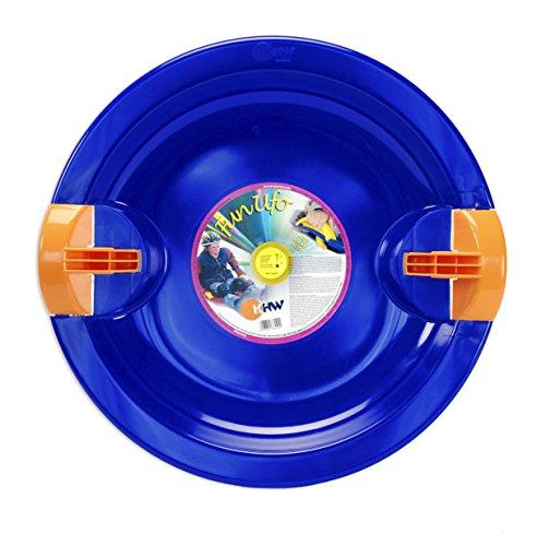 KHW KUNSTSTOFFRODEL FUN UFO blau Durchm.65, Höhe 7