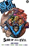 Front cover for the book Outsiders Vol. 2: Sum of All Evil by Judd Winick