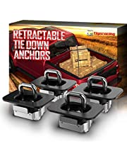 Tigeracing Tie Downs Anchors 4 Pieces A