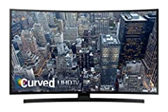 Enjoy incredible picture crispness and dramatic detail, no matter how big the screen, with 4X the resolution of full HD. Get drawn into the action with our state-of-the-art curved screen that delivers an immersive picture experience with off-...