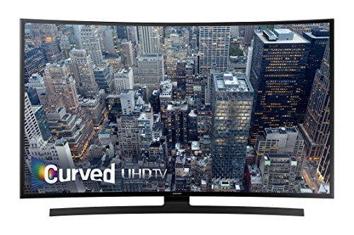 Samsung Curved 65-Inch 4K Smart LED TV UN65JU6700FXZA