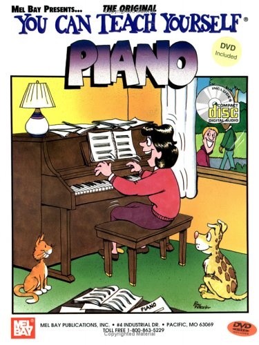 Download Mel Bay's You Can Teach Yourself Piano pdf epub