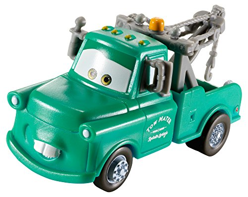 Disney/Pixar Cars, Color Changers, Brand New Mater Vehicle (Teal to Green) 1:55 Scale