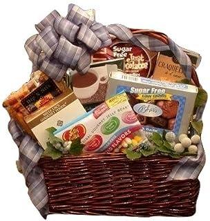 Amazon sugar free diabetic gift basket everything else sugar free gift basket for any occasion negle Choice Image
