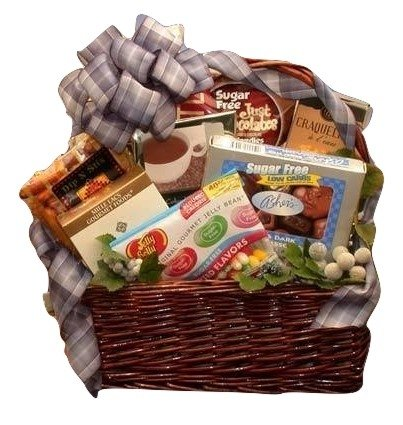Sugar Free Gift Basket for Any Occasion