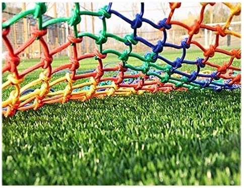 TorchJPA Multifunctional Rope Net Protective Net White Net Sunshade Net Bird Net Staircase Home Decoration Family Protection Pet Protection Commodity Protection Safety Decoration Site Protecti