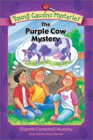 Download The Purple Cow Mystery (Young Cousins Mysteries) ebook