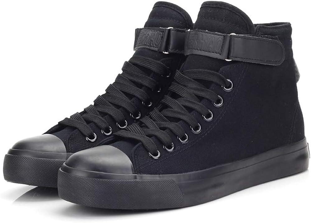 My Hero Academia Scarpe Scarpe Sportive Stile Classico Scarpe da Ginnastica Alte e Classiche Scarpette da Ginnastica Classiche Black06
