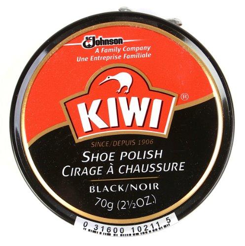 Kiwi Shoe Polish Paste, 1-1/8oz, Black, 144-Pack by Kiwi (Image #2)
