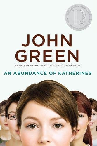 Book cover for An Abundance of Katherines