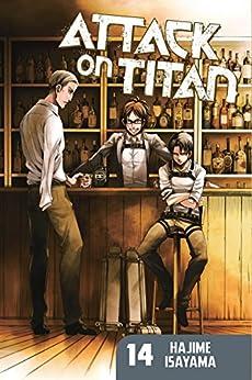 Attack on Titan Vol. 14 by [Isayama, Hajime]
