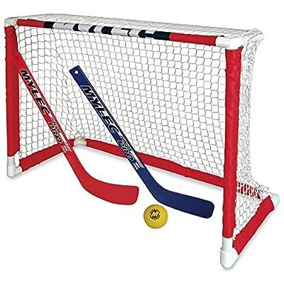 Mylec Pro Style Mini Hockey Goal Set | Top Toys