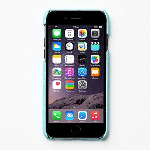"""Zenus Schutzhülle """"Avoc Dolomites Bar"""" in himmelblau für Apple iPhone 6"""