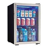 Danby DBC026A1BSSDB 2.6 cu. ft. Beverage Center, Black