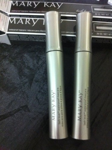 Mary Kay New X2 Lash Love Waterproof Mascara Black Full Size Boxed Retail $ 30