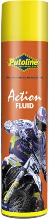 Putoline Action Fluid Luftfilteröl 600 Ml Spraydose Auto