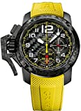 Graham Chronofighter Superlight Carbon Yellow Watch 2CCBK.B15A