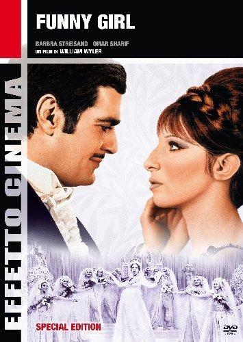 Amazon Com Funny Girl Se Italian Edition Omar Sharif Barbra Streisand William Wyler Movies Tv