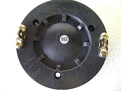 Replacement Diaphragm For Behringer B215 P Audio PAD-DE34 B212 Alto PS4 8 ohm