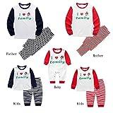 Best Christmas Family Pajamas - Baywell I Love Santa, Christmas Family Matching Pajamas Review
