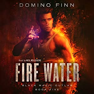 Fire Water Audiobook