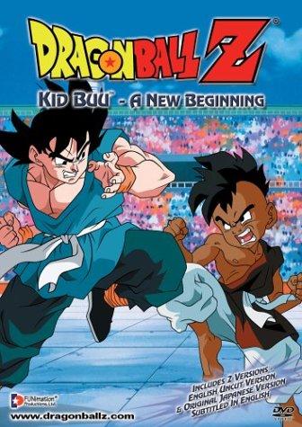 Dragon Ball Z: Kid Buu - New Begin [VHS]
