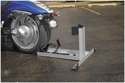Condor Pit Stop/Trailer Stop Wheel Chock - Pit Stop/Trailer Stop/Grey