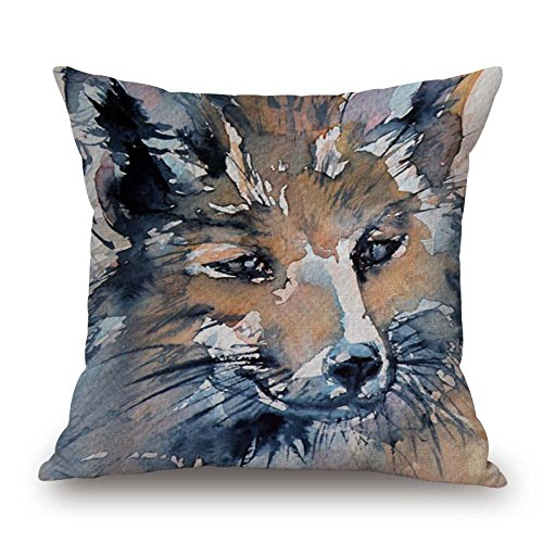 The Animal Pillow Shams Of 20 X 20 Inches / 50 By 50 Cm Decoration Gift For Adults Festival Saloon Birthday Club Festival (two Sides) (Wine If The Month Club)