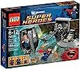 Lego Super Heroes 76009 - Superman, Fuga da Black Zero, Gioco di costruzioni