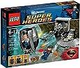 LEGO Super Heroes 76009: Superman Black Zero Escape